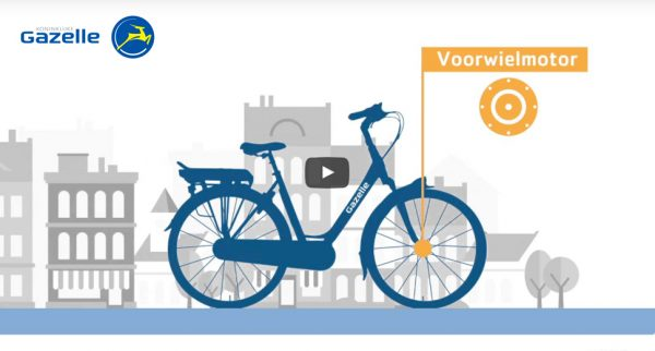 Welk type e-bike past bij mij. Bekijk de video op de website van Schous Tweewielers Haarlem